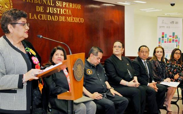 Ciudad de México prepara glosario de señas en rubro de justicia - Ciudad de México prepara glosario de señas en rubro de justicia
