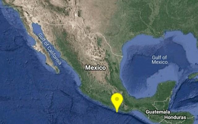 Sismo de magnitud 5.1 sacude Oaxaca; se percibe en la Ciudad de México - sismo Oaxaca
