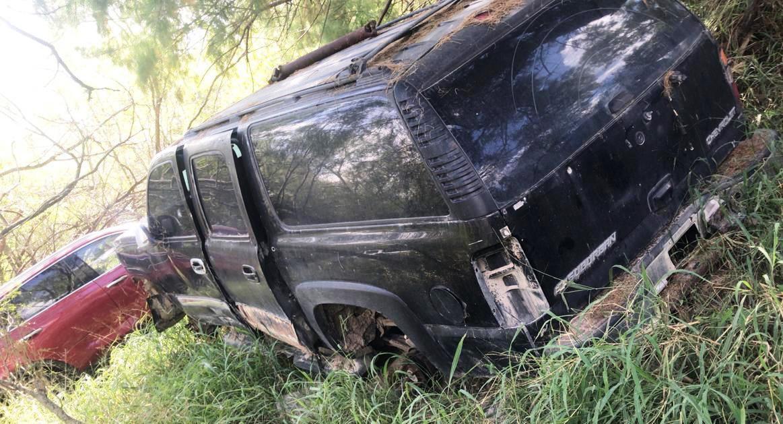 Tamaulipas decomiso vehículos