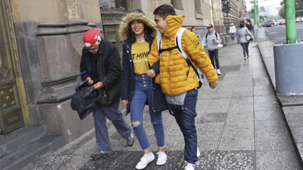 Tormenta invernal provocará descenso de temperaturas en México - Tormenta invernal provocará descenso de temperaturas en México