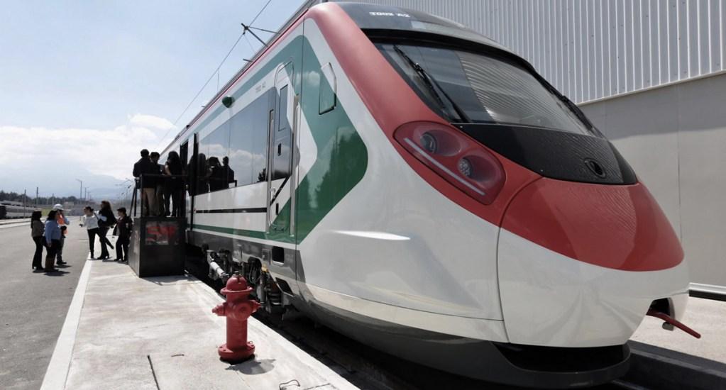 Tren Interurbano México-Toluca iniciaría operaciones hasta 2024 - Foto de Obras Web / Archivo