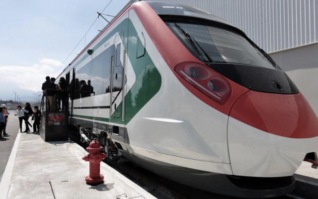 Lista SCT para reactivar obras del Tren Interurbano - Foto de Obras Web