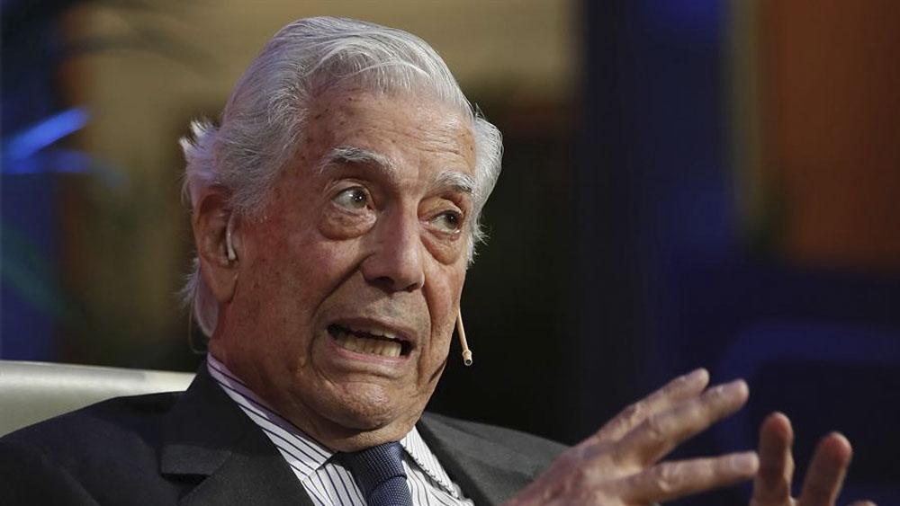 """Vargas Llosa teme que populismo de AMLO """"conduzca a la dictadura perfecta"""" - Mario Vargas Llosa"""