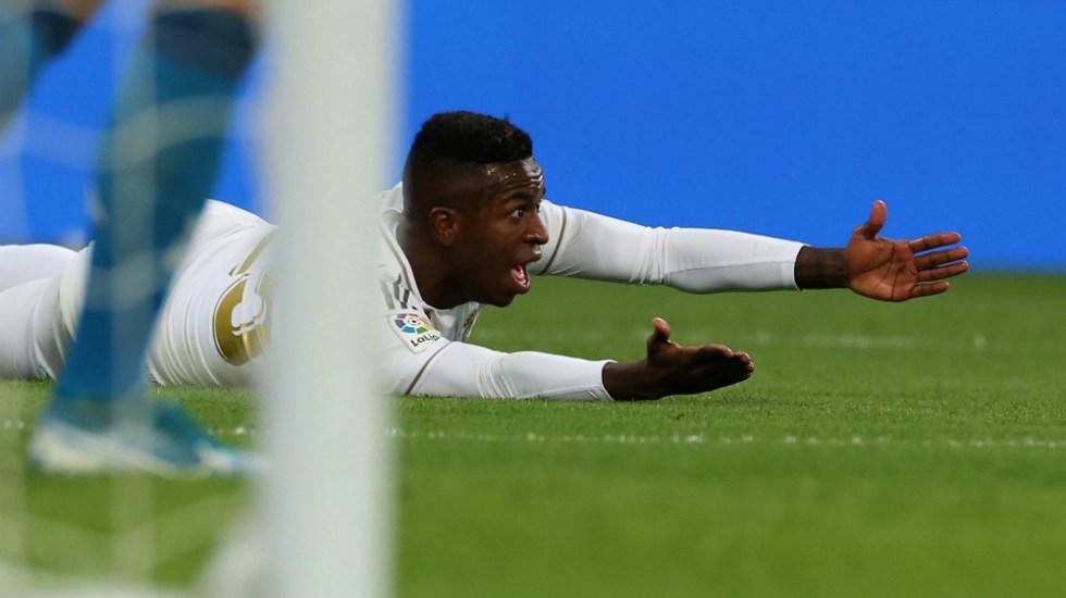 Real Madrid empata ante Betis y desaprovecha oportunidad de liderato - Foto de EFE