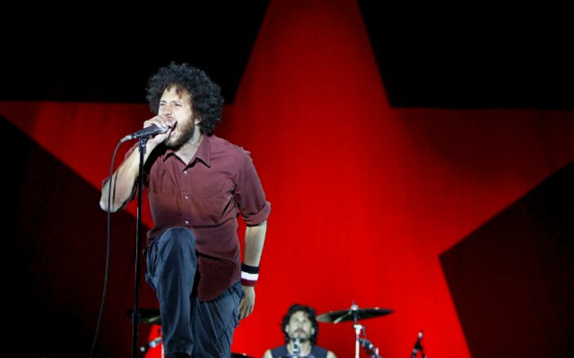 Rage Against The Machine regresa a los escenarios en 2020 - Foto de EFE