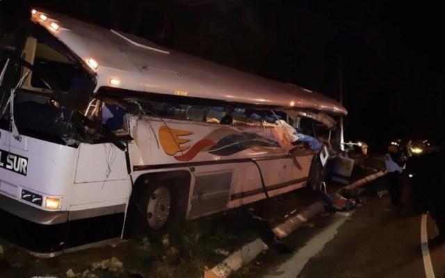 Accidente vial en Guatemala deja 22 muertos - Foto de @wijor