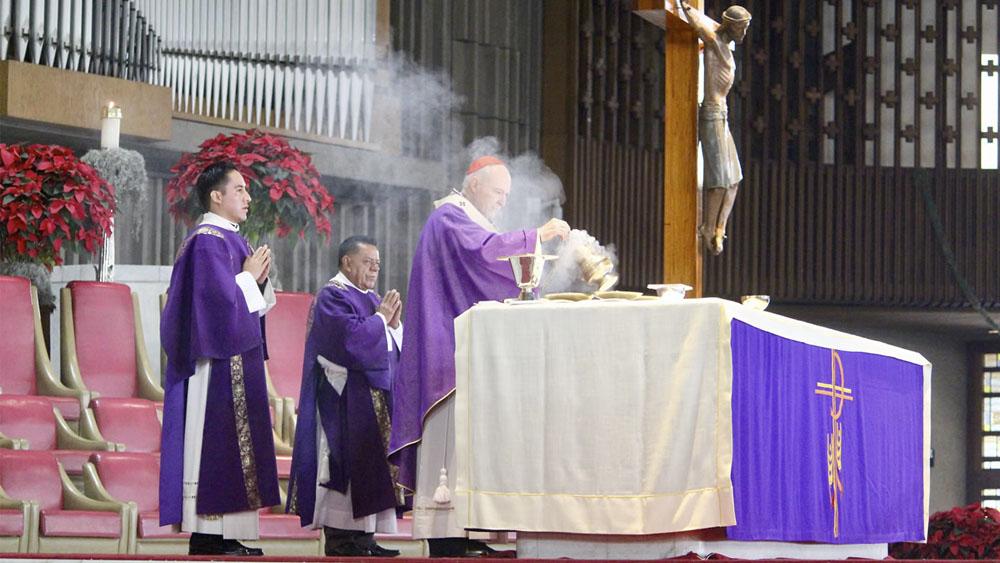 Arquidiócesis de México envía mensaje a fieles por Navidad - Arquidiócesis de México envía mensaje a fieles por Navidad