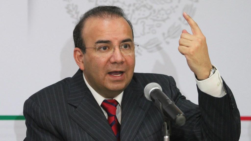 Navarrete Prida desconoce relación de Segob con empresas ligadas a García Luna - Alfonso Navarrete Prida. Foto Archivo / Notimex