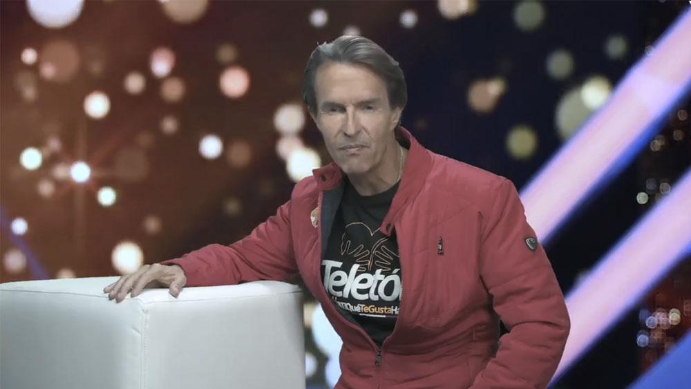 La verdadera rehabilitación del Teletón es a nosotros como sociedad: Landeros - Fernando Landeros, presidente de la Fundación Teletón México