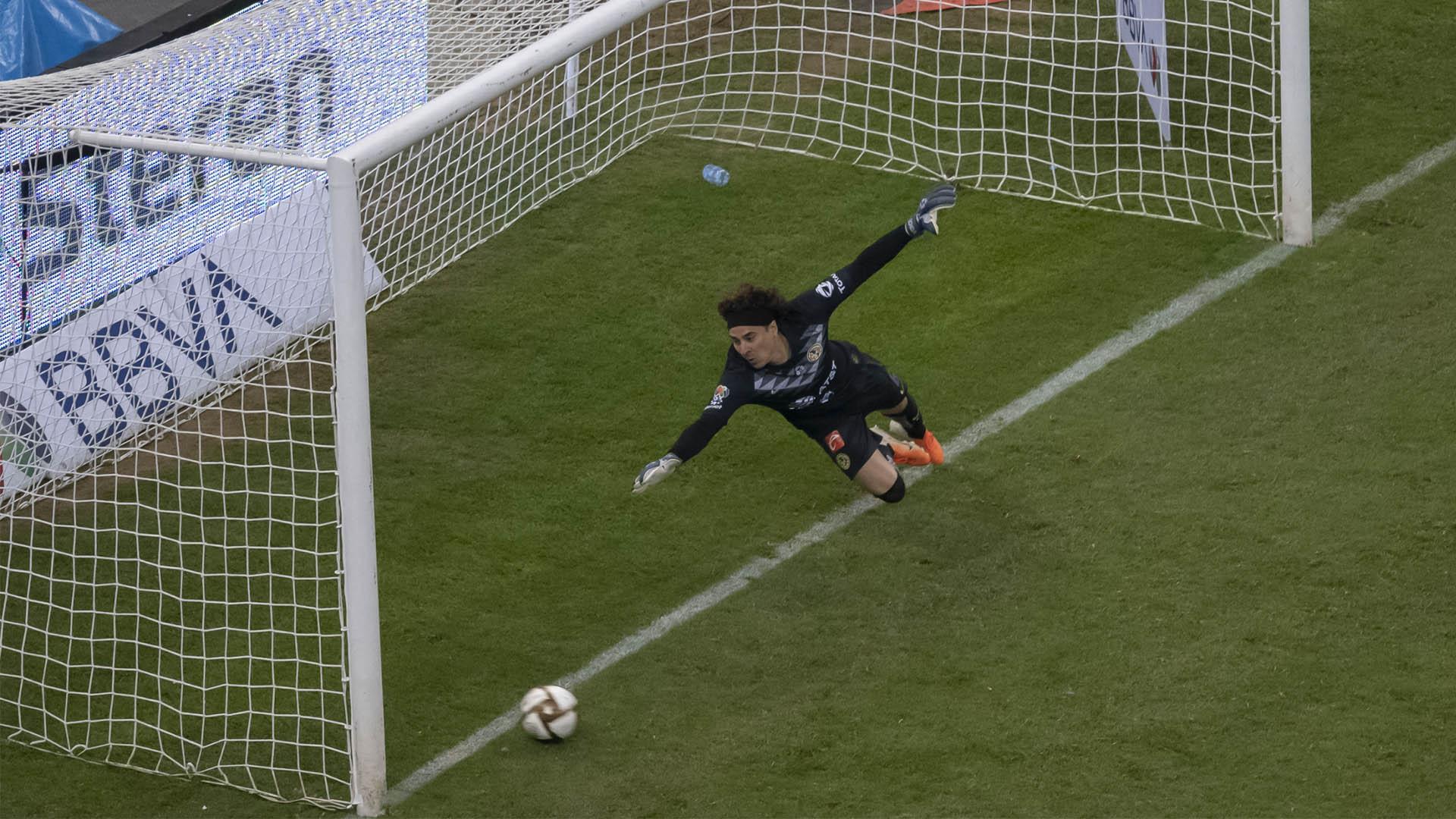 América Monterrey final partido