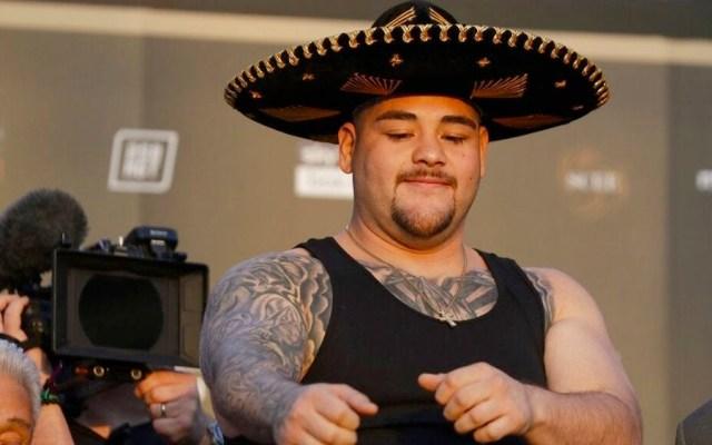 Andy Ruiz Jr. desea haber tomado más en serio su preparación - Andy Ruiz