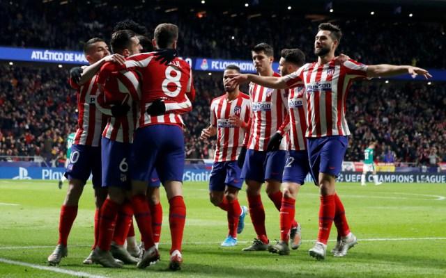 Atlético de Madrid y Herrera avanzan a octavos de Champions - Foto de EFE