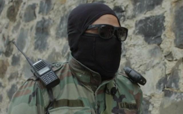 Surge presunto grupo de autodefensa en la alcaldía Álvaro Obregón - Foto de Noticieros Televisa