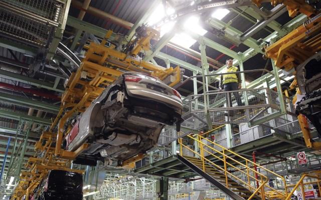 T-MEC costará a fabricantes de autos 3 mil mdd - Foto de EFE