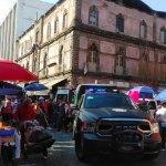 Balacera afuera de Palacio Nacional deja al menos cuatro muertos