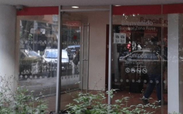 Cerrarán bancos operaciones este 25 de diciembre - Foto de Google Maps