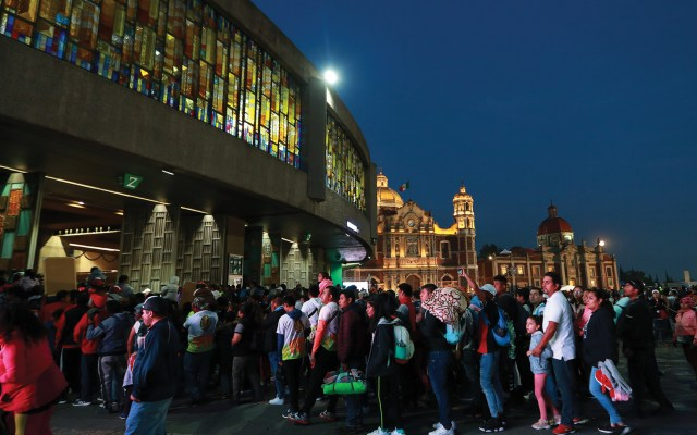 Turismo religioso deja derrama de más de 10 mil mdp - Foto de Notimex