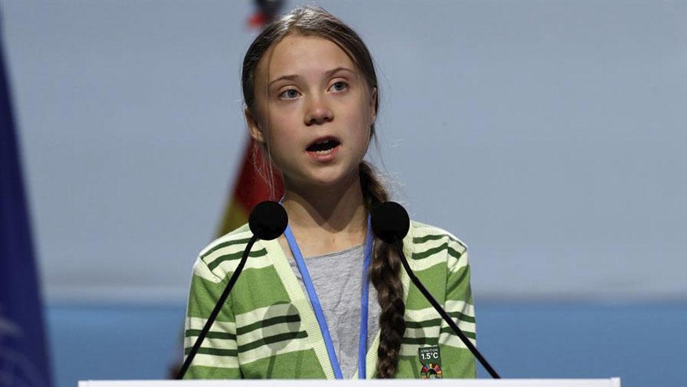 "Bolsonaro llama ""mocosa"" a Greta Thunberg - Bolsonaro llama ""mocosa"" a Greta Thunberg"