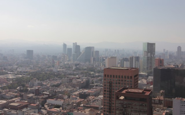 Reportan 107 puntos de contaminación en noreste del Valle de México - Ciudad de México con altos niveles de contaminación. Foto de NOTIMEX/FOTO/SUSANA GIL/SGV/ENV.