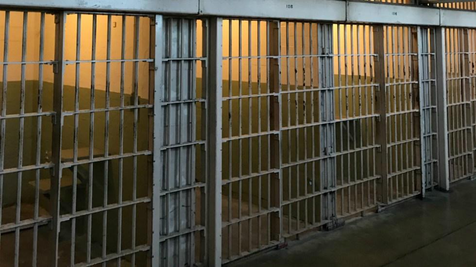 Vinculan a proceso a policía acusado de matar a dos mujeres en Sinaloa - Fotografía de Archivo de una cárcelFotografía de Archivo de una cárcel