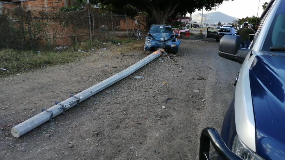 Ejercen acción penal por accidente en donde murió secretario del CECAJ - Foto de Telediario