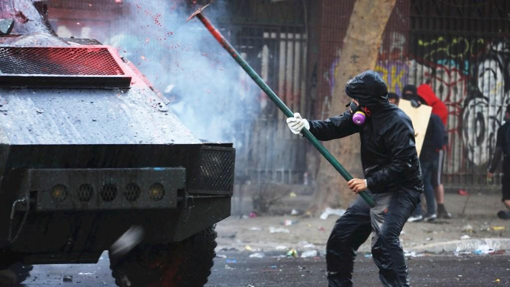 Chile protestas manifestaciones