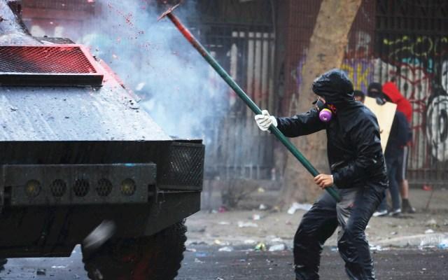 Suman 352 las personas con heridas oculares en protestas en Chile - Chile protestas manifestaciones