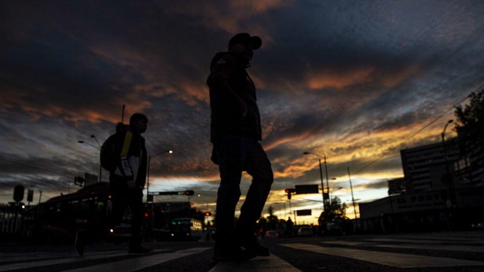 Tendrá Valle de México día caluroso y frío por la tarde - Foto de Notimex