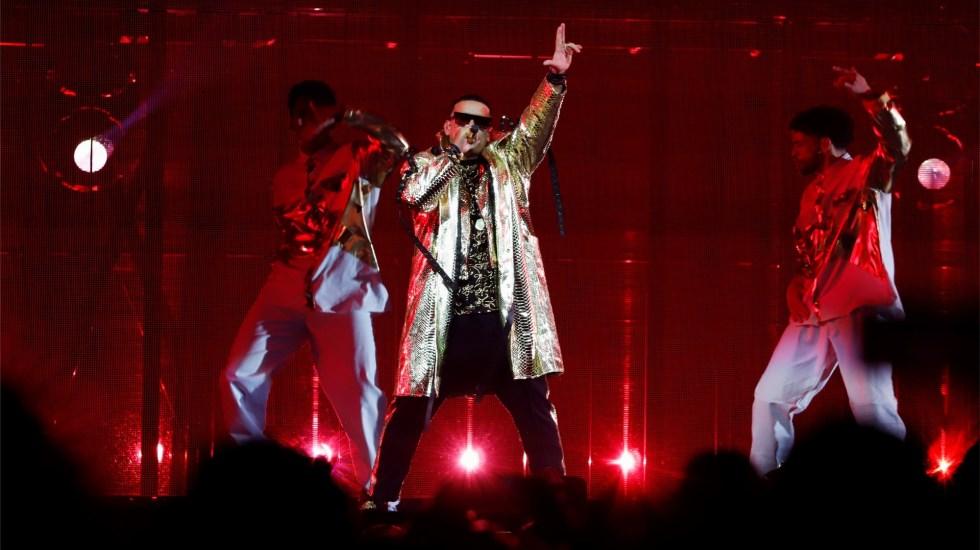 Tirotean Coliseo de Puerto Rico después del concierto de Daddy Yankee - Concierto de Daddy Yankee en Coliseo de San Juan Puerto Rico. Foto de EFE