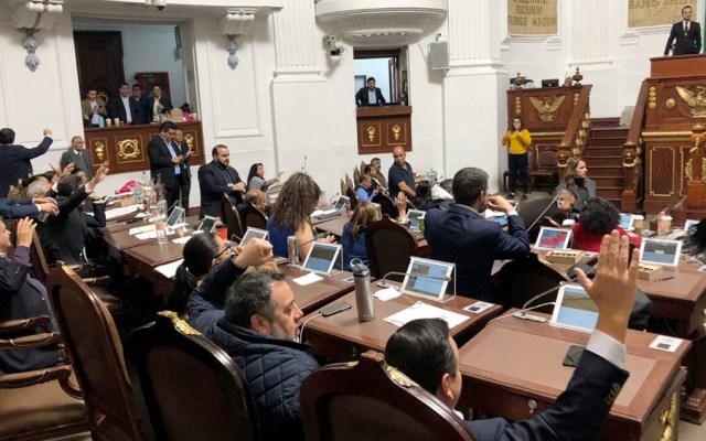 Diputados aprueban Presupuesto 2020 de la Ciudad de México - Diputados aprueban Presupuesto 2020 de la Ciudad de México