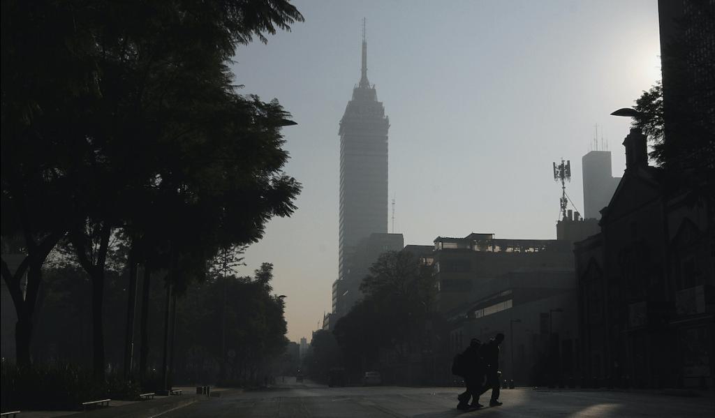 Doble 'Hoy no circula' por contingencia ambiental en el Valle de México - contaminación ozono Ciudad de México