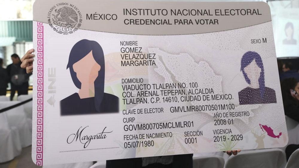 Si eres mexicano y vives en EE.UU., así podrás tramitar tu credencial para votar y pasaporte - Nueva credencial para votar es la más segura en la historia: INE