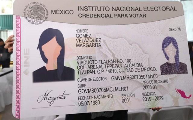 INE niega poder entregar padrón electoral a Segob - Nueva credencial para votar es la más segura en la historia: INE