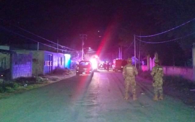 Encuentran dos cuerpos con signos de tortura en Cancún - Localizan cuerpos sin vida en Cancún