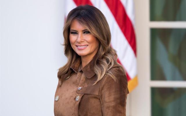 La vida de Melania Trump en la Casa Blanca - Foto de EFE