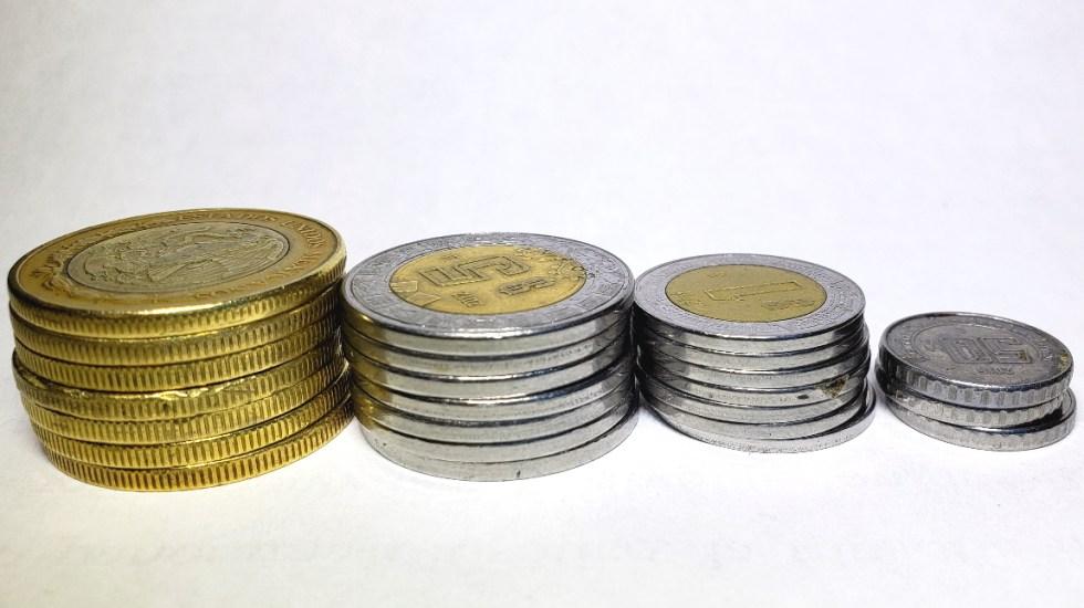 Bank of America estima que México crecerá hasta 0.9 por ciento este año - Dinero pesos mexicanos economía Banxico monedas