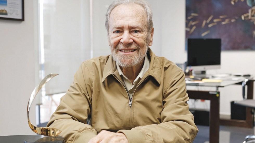 Murió el cineasta ganador del Ariel, Marco Julio Linares - Foto de Puebla Entérate
