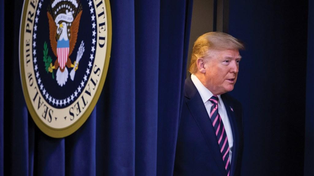 Donald Trump asegura estar muy cerca de acuerdo con China - Foto de EFE
