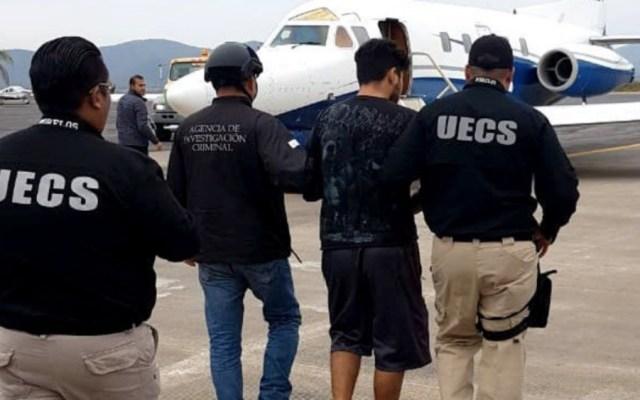 Detienen en Oaxaca a segundo hijo de 'El Carrete', líder de Los Rojos - Foto de @TelevisaMorelos