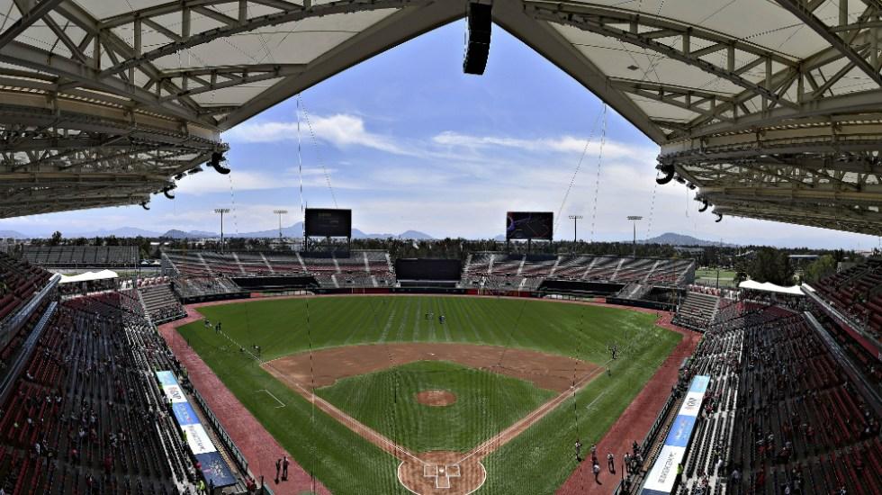 MLB anuncia serie entre Padres y D-backs en México para abril 2020 - Estadio Alfredo Harp, Foto de Mexsport