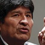 """Evo Morales salió de México; SRE precisa que es """"un viaje temporal"""""""