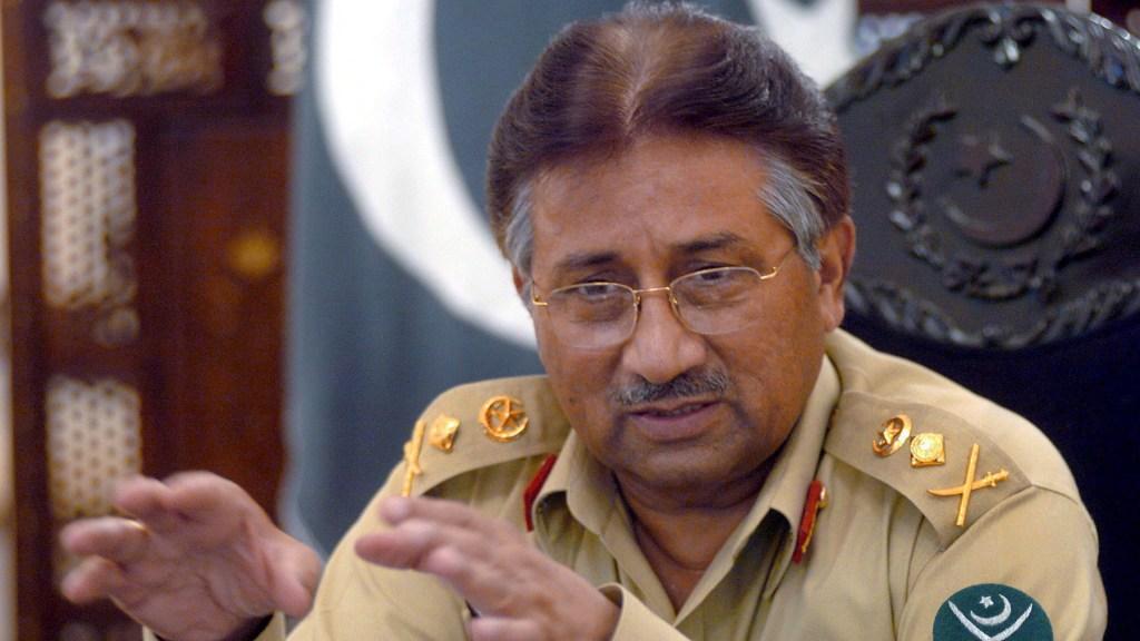 Sentencian a muerte a Pervez Musharraf, expresidente de Pakistán - Expresidente de Pakistán, Pervez Musharraf. Foto de Archivo / EFE