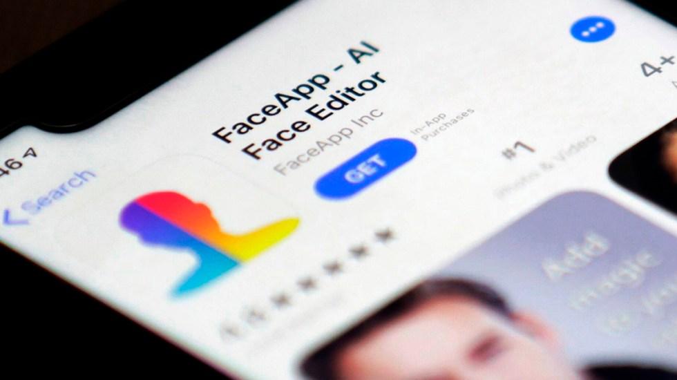FBI investigaría a FaceApp por posible injerencia rusa de cara a elecciones - FaceApp. Foto de techopti