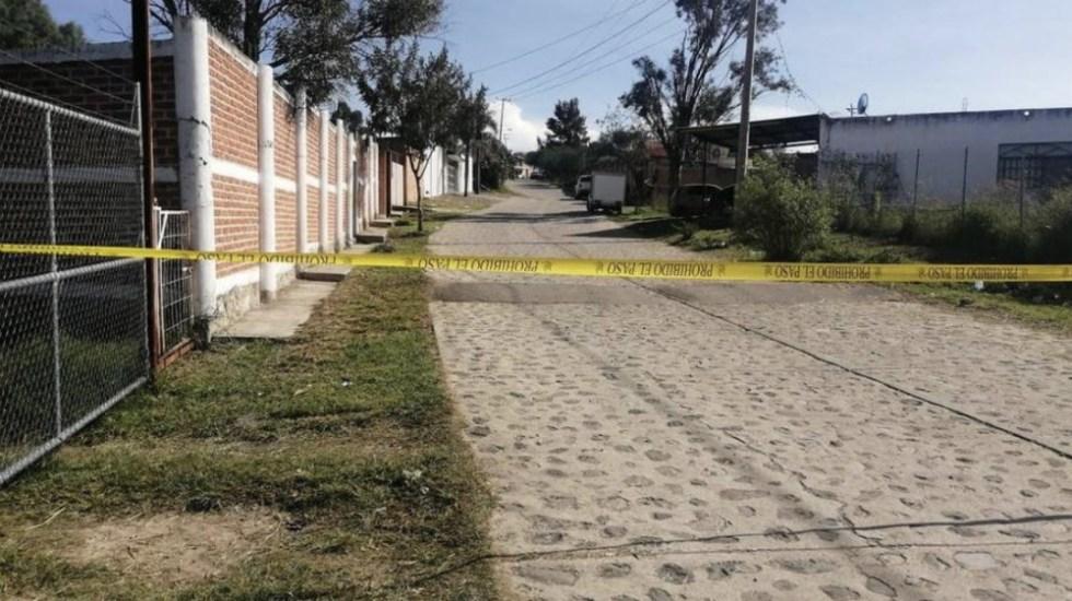 Suman 50 cuerpos hallados en finca de Tlajomulco - Foto de @AlertaGDL