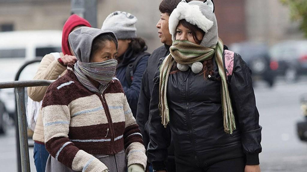 Bajas temperaturas se intensificarán en México por Frente Frío 4 y ya se aproxima el Frente Frío 5 - Foto de Notimex / Archivo
