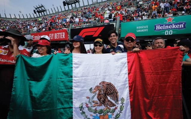 GP de México está a la altura de cualquier evento a nivel mundial: Alejandro Soberón - Foto de Notimex