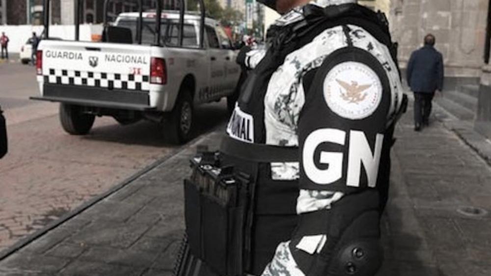Homicidio doloso va a la baja, asegura Durazo - Guardia Nacional