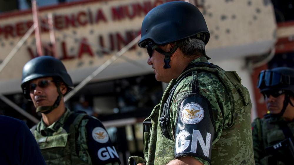 El año más violento en México abre fisuras en la estrategia de López Obrador - Foto de EFE