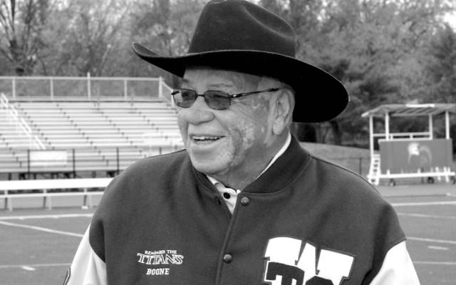 Murió el legendario coach de los Titans de TC Williams, Herman Boone - Herman Booner entrenador