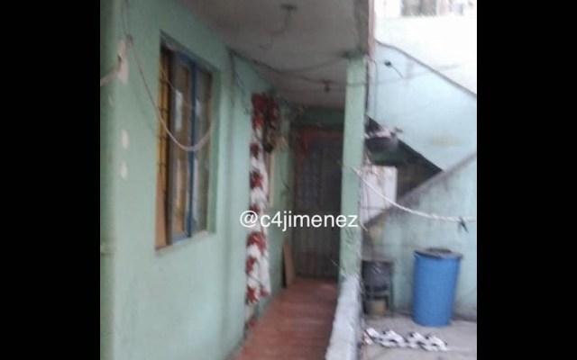 Hallan a mujer asesinada en casa de Iztapalapa - Iztapalapa feminicidio casa